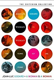 A Woman Is a Woman Poster