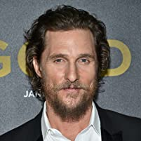 Matthew McConaughey at an event for Gold (2016)