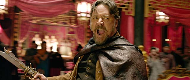 Russell Crowe in The Man with the Iron Fists (2012)