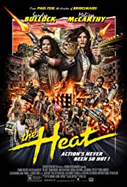 The Heat (2013) Poster - Movie Forum, Cast, Reviews