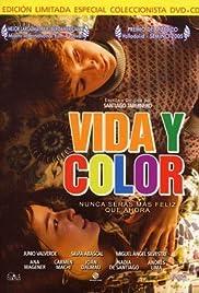 Vida y color Poster