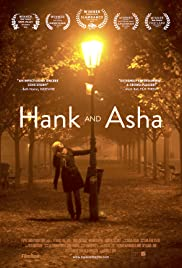 Hank and Asha (2013) Poster - Movie Forum, Cast, Reviews