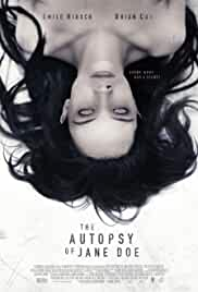 The Autopsy of Jane Doe Locandina del film