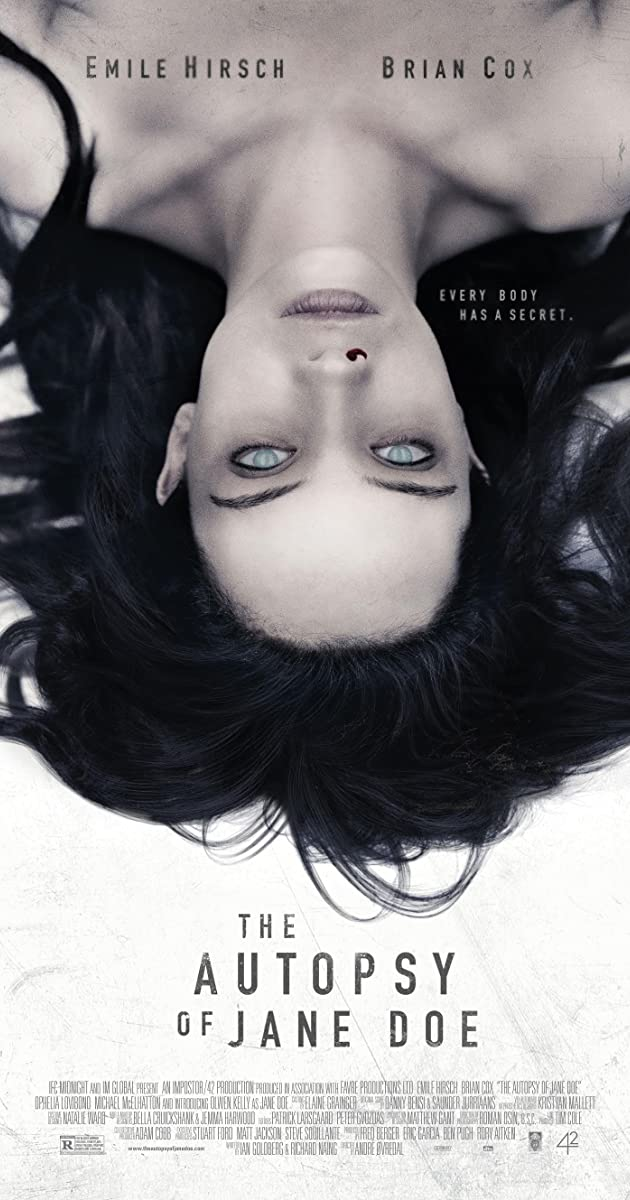 The Autopsy of Jane Doe parsisiusti atsisiusti filma nemokamai