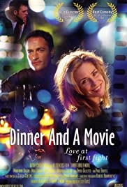 Dinner and a Movie Poster