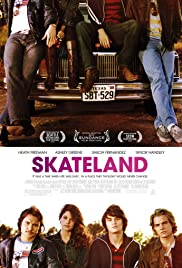 Skateland (2010) Poster - Movie Forum, Cast, Reviews