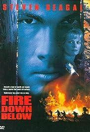 Fire Down Below Poster