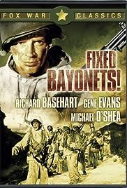 Fixed Bayonets! Poster