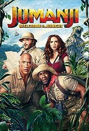 Jumanji: Welcome to the Jungle(2017) Poster - Movie Forum, Cast, Reviews