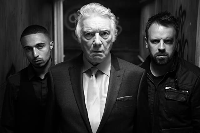 Adam Deacon, Alan Ford, and Simon Phillips in Jack Falls (2011)