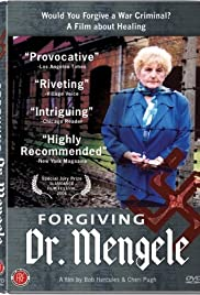 Forgiving Dr. Mengele (2006) Poster - Movie Forum, Cast, Reviews