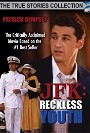 J.F.K.: Reckless Youth Poster - TV Show Forum, Cast, Reviews