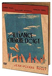 Alliance cherche doigt Poster