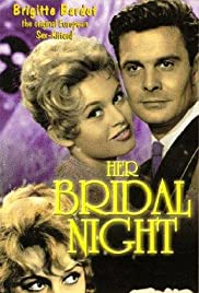 Her Bridal Night Poster