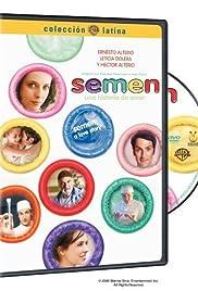 Semen, una historia de amor Poster