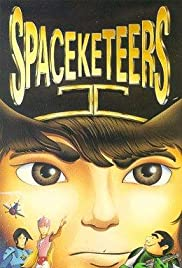 Spaceketeers Poster - TV Show Forum, Cast, Reviews