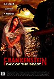 Frankenstein: Day of the Beast (2011) Poster - Movie Forum, Cast, Reviews