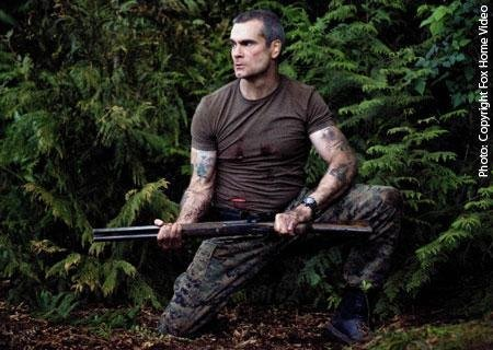 Henry Rollins in Wrong Turn 2: Dead End (2007)