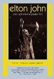 Elton John - Greatest Hits Live Poster