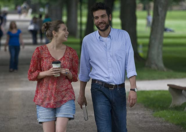 Elizabeth Olsen and Josh Radnor in Liberal Arts (2012)