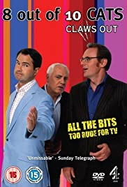 8 Out of 10 Cats Poster - TV Show Forum, Cast, Reviews