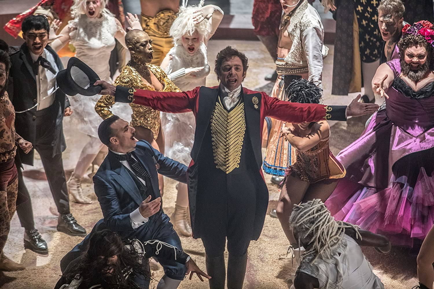 The Greatest Showman (2017), Online Subtitrat in Romana