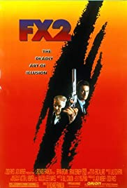 F/X2 (1991) Poster - Movie Forum, Cast, Reviews