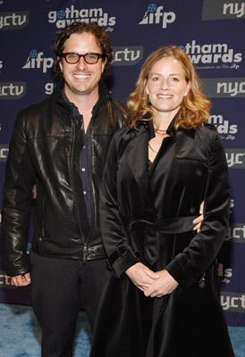 Elisabeth Shue and Davis Guggenheim