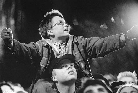 Kieran Culkin and Elden Henson in The Mighty (1998)
