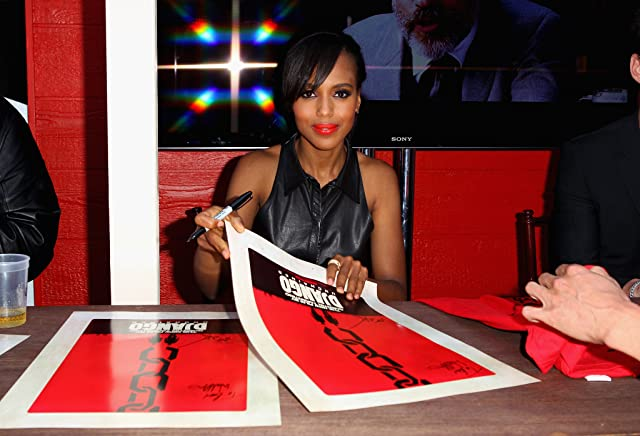 Kerry Washington at an event for Django Unchained (2012)