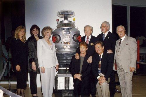 June Lockhart, Angela Cartwright, Mark Goddard, Jonathan Harris, Marta Kristen, Bob May, Bill Mumy, and Dick Tufeld