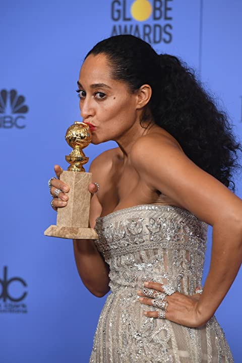Tracee Ellis Ross at an event for The 74th Golden Globe Awards (2017)