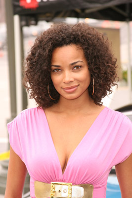 Rochelle Aytes at Drive (2007)