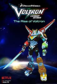 Voltron Poster - TV Show Forum, Cast, Reviews