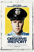 Image of Observe and Report