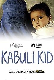 Kabuli kid Poster