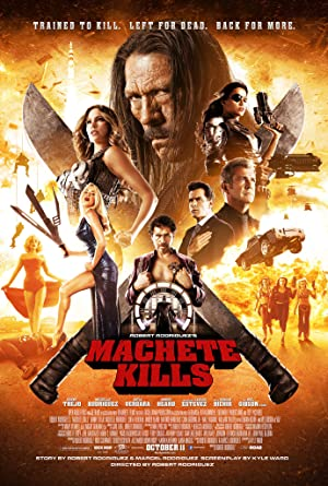ver Machete Kills
