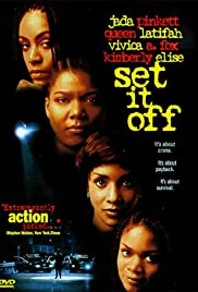Set It Off (1996) Poster - Movie Forum, Cast, Reviews
