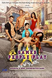 Games People Play: New York Poster