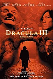 Dracula III: Legacy (2005) Poster - Movie Forum, Cast, Reviews