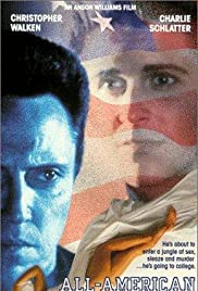 All-American Murder (1991) Poster - Movie Forum, Cast, Reviews