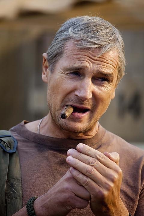 Liam Neeson in The A-Team (2010)