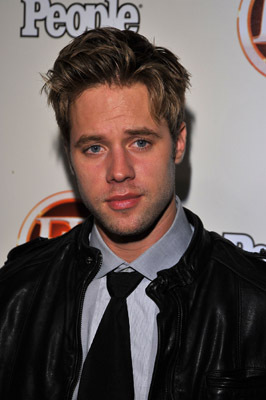 Shaun Sipos at The 61st Primetime Emmy Awards (2009)