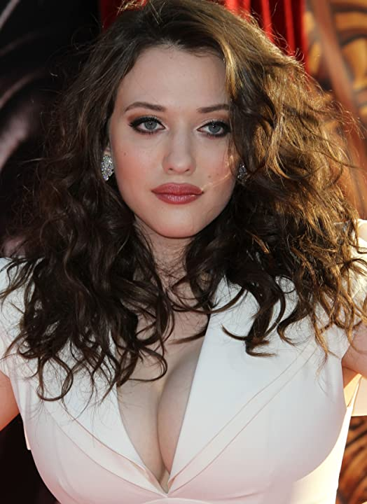 Kat Dennings at an event for Thor (2011)