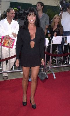 Apollonia Kotero at an event for A Knight's Tale (2001)