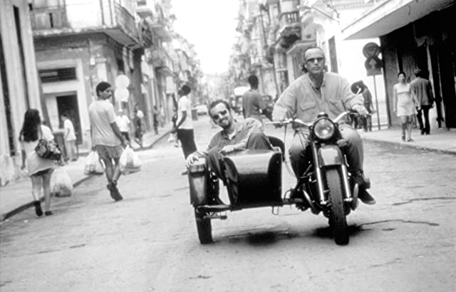 Joachim Cooder and Ry Cooder in Buena Vista Social Club (1999)