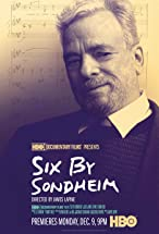 Primary image for Six by Sondheim