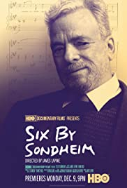 Six by Sondheim Poster
