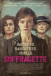 Bilderesultat for suffragette movie
