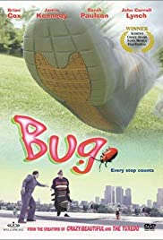 Bug (2002) Poster - Movie Forum, Cast, Reviews